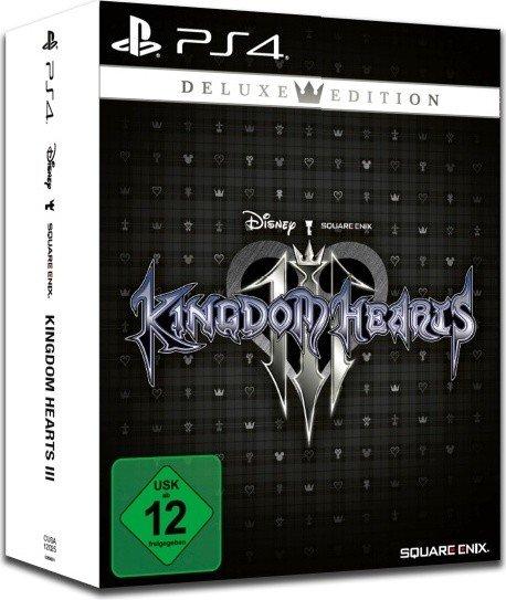 Kingdom Hearts 3 - Deluxe Edition (PS4)