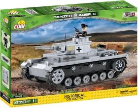 Cobi Historical Collection WW2 Panzer III Ausf.E (2523)