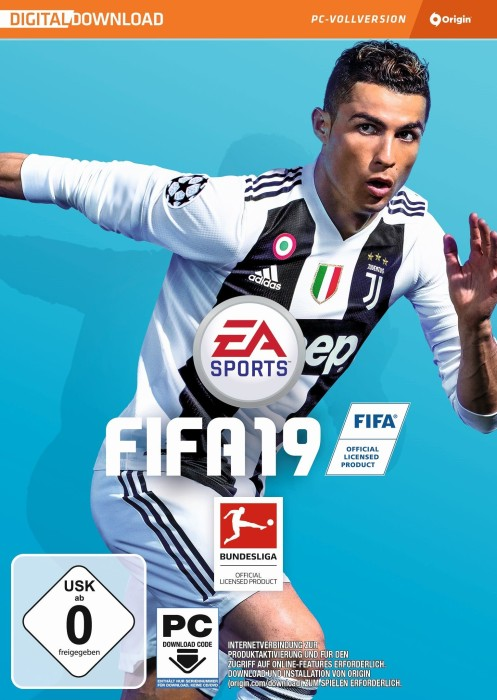 EA Sports FIFA Football 19 - Ultimate Team: 500 FIFA Points (Download) (Add-on) (PC)