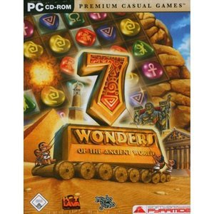7 Wonders of the Ancient World (englisch) (PC)