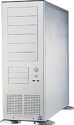 Lian Li PC-70 silver, noise-insulated, aluminum