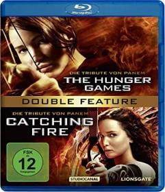 Die Tribute von Panem - The Hunger Games/Catching Fire (DVD)