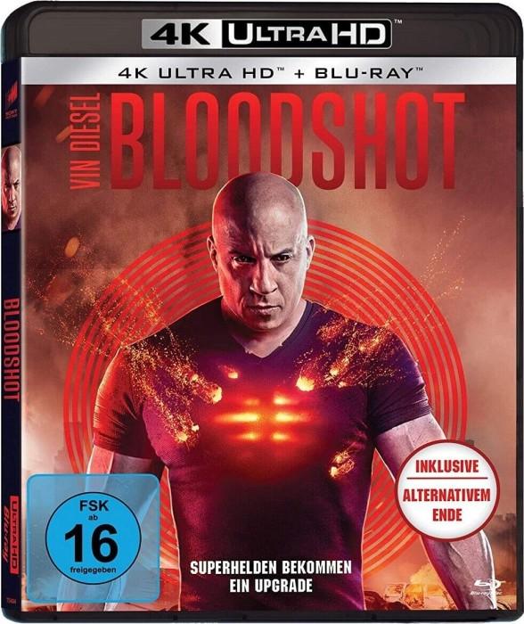 Bloodshot (4K Ultra HD) -- via Amazon Partnerprogramm