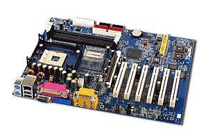 Albatron PX845PE Pro II, i845PE (PC-2700 DDR)