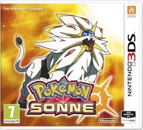 Pokémon: Sonne (3DS)