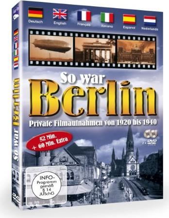 So war Berlin - Private Filmaufnahmen von 1920-1940 -- via Amazon Partnerprogramm
