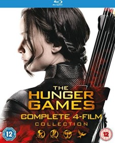 The Hunger Games (Blu-ray) (UK)