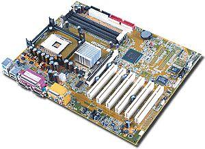 Albatron PX845E, i845E (DDR)