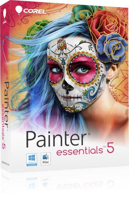 Corel Painter 5.0 Essentials, ESD (deutsch) (PC/MAC)