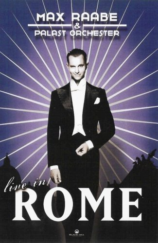 Max Raabe - Live in Rome -- via Amazon Partnerprogramm