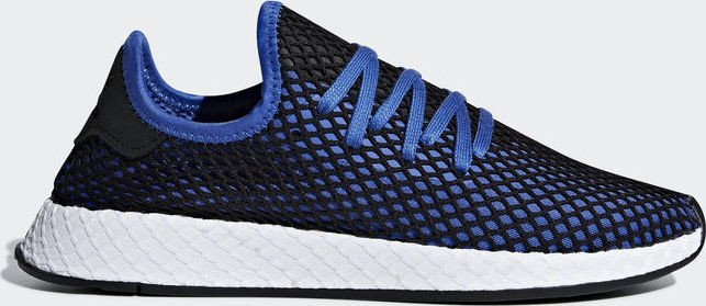 2efb4575d7bcf adidas Deerupt Runner hi-res blue core black (men) (B41764) starting ...