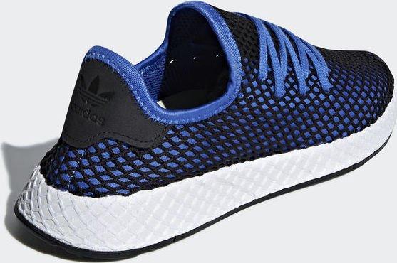 low priced 04d43 669d6 adidas Deerupt Runner hi-res bluecore black (men) (B41764) starting from £  0.00 (2019)  Skinflint Price Comparison UK