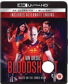 Bloodshot (4K Ultra HD) (UK)