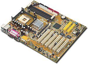 Albatron PX845G Pro II, i845G (DDR)