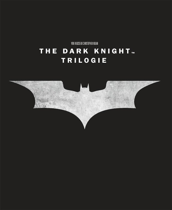 The Dark Knight Trilogy Box (Blu-ray)