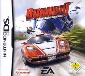 Burnout - Legends (English) (DS)