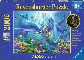 Ravensburger Puzzle Leuchtendes Unterwasserparadies (13678)