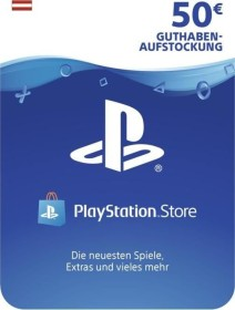 Sony PlayStation Network Card - 50 Euro (Download) (PS3/PS4/PSVita/PSP)
