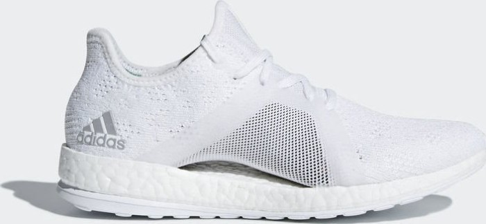 adidas Pure Boost X element ftwr white grey two green (ladies ... 71c072f5d