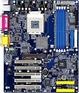 Shuttle AK37GTR, KT400 (PC-2700 DDR)