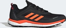 adidas Terrex Agravic Flow collegiate burgundy/solar orange/core black (Herren) (G26103)