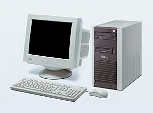 Fujitsu Scenic P, Pentium 4 3.20GHz