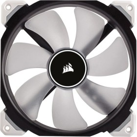 Corsair ML Series ML140 PRO LED White Premium Magnetic Levitation Fan, 140mm (CO-9050046-WW)