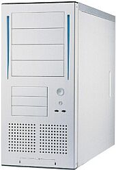 Lian Li PC-6085A, Midi-Tower, aluminum, noise-insulated (without power supply)