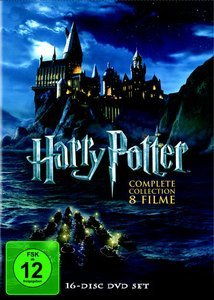 Harry Potter Box (Filme 1-7, Teil 2)