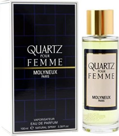 Molyneux Quartz Eau de Parfum, 100ml