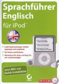 Sybex iPod Sprachführer - Englisch (deutsch) (PC/MAC)