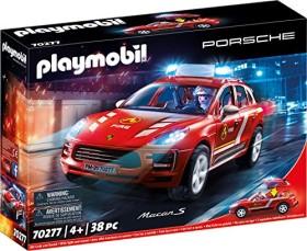 playmobil City Action - Porsche Macan S Feuerwehr (70277)