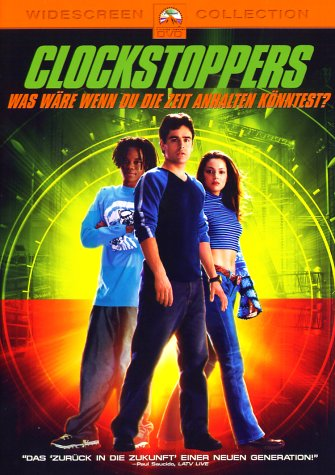 Clockstoppers -- via Amazon Partnerprogramm