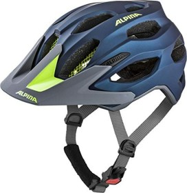 Alpina Carapax 2.0 Helm darkblue/neon (A9725.1.87/A9725.3.87)