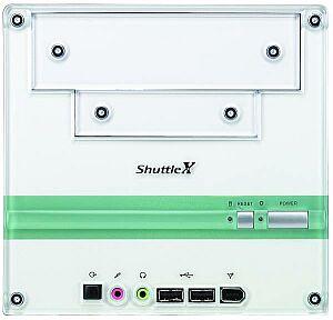 Shuttle XPC SK41G mini-Barebone aluminium (Socket A/133/PC2100 DDR)