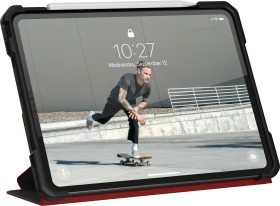 "UAG Metropolis Series Case für Apple iPad Pro 11"" [2. Generation / 2020], rot (122076119494)"