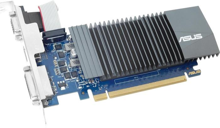 ASUS GeForce GT 710 Silent bulk, GT710-SL-2GD5-BRK, 2GB GDDR5, VGA, DVI, HDMI (90YV0AL3-M0NA00)