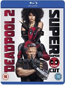 Deadpool 2 (Blu-ray) (UK)