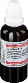 DHU Graphites D10 Dilution, 50ml