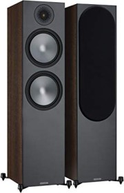 Monitor Audio Bronze 500 6G walnuss, Paar