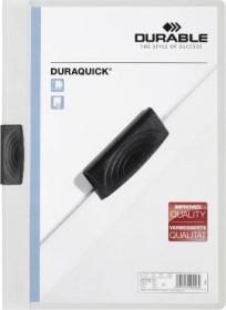 Durable Duraquick Klemm-Mappe A4, weiß (227002)