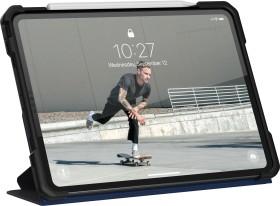 "UAG Metropolis Series Case für Apple iPad Pro 11"" [2. Generation / 2020], blau (122076115050)"
