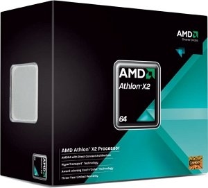 AMD Athlon X2 5050e, 2x 2.60GHz, boxed (ADH5050DOBOX)