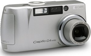 Ricoh Caplio G4 wide black (174604)