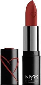 NYX Shout Loud Satin Lipstick hot in here, 3.5g