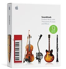 Apple: soundtrack 1.2 (MAC) (M9301D/B)
