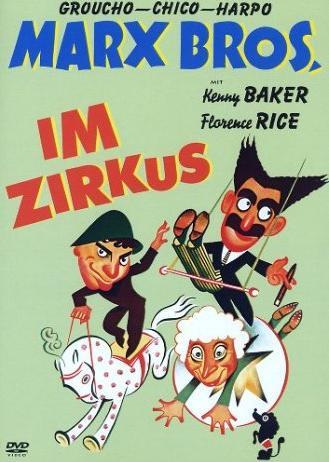 Die Marx Brothers - Im Zirkus -- via Amazon Partnerprogramm