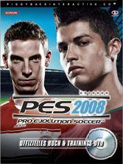Pro Evolution Soccer 2008 (Lösungsbuch)