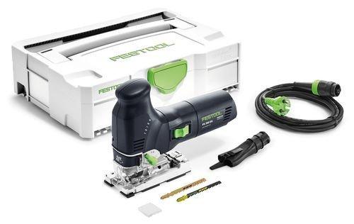 Festool PS 300 EQ-Plus Trion Elektro-Pendelhubstichsäge inkl. Koffer (561445) -- via Amazon Partnerprogramm