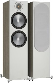 Monitor Audio Bronze 500 6G grau, Paar